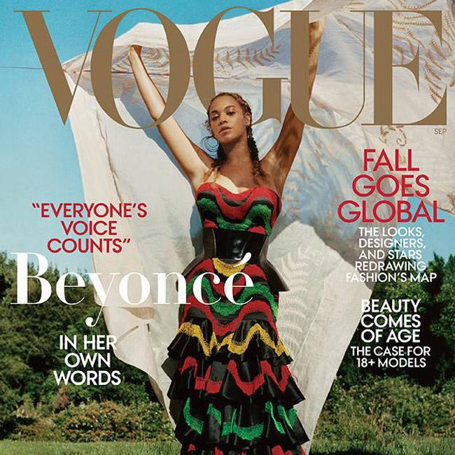 Beyonce's month on bed rest