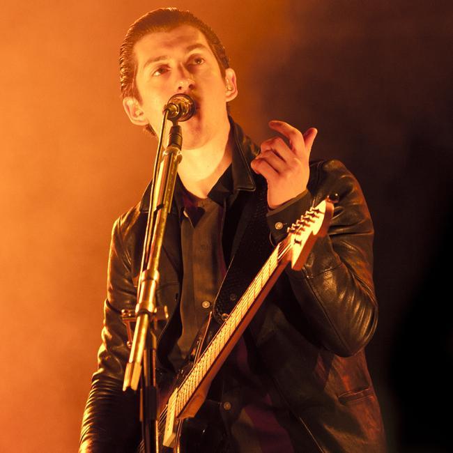 Arctic Monkeys avoided big choruses