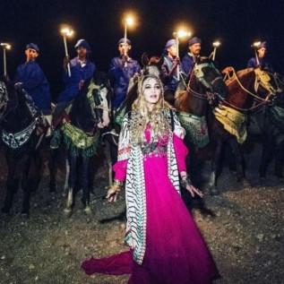 Madonna celebrates 60th birthday with Moroccan bash