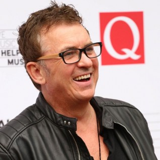 Shane Richie bets on Chucky Venn to win Strictly