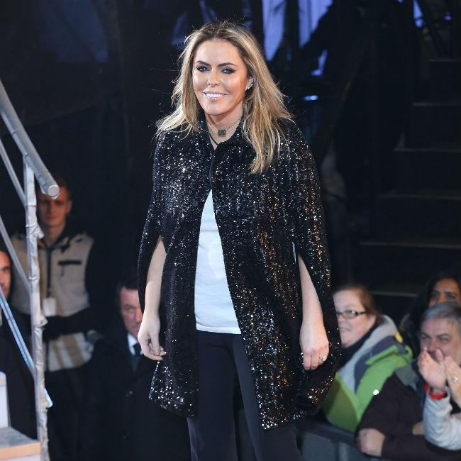 Patsy Kensit says thanks '200 times' before she brushes her teeth