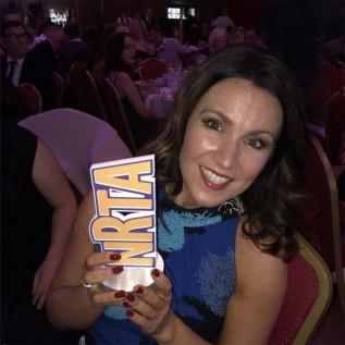 Susanna Reid wins big at National Reality TV Awards