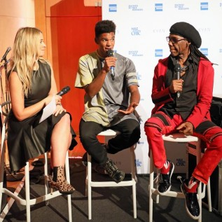 Nile Rodgers: Making my own music isn't a big deal