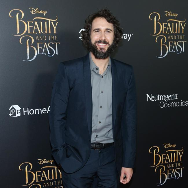 Josh Groban is 'better off as a friend' of Katy Perry