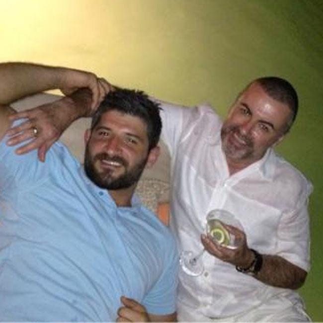 Fadi Fawaz makes George Michael suicide claim