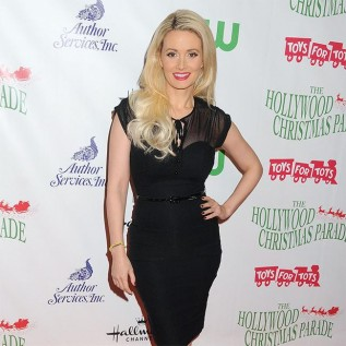 Holly Madison files for divorce