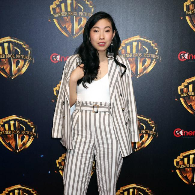 Awkwafina believes men are intimidated by her
