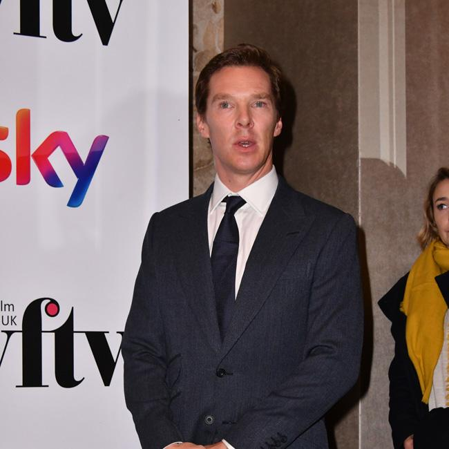 Benedict Cumberbatch 'didn't think' about risks when saving cyclist