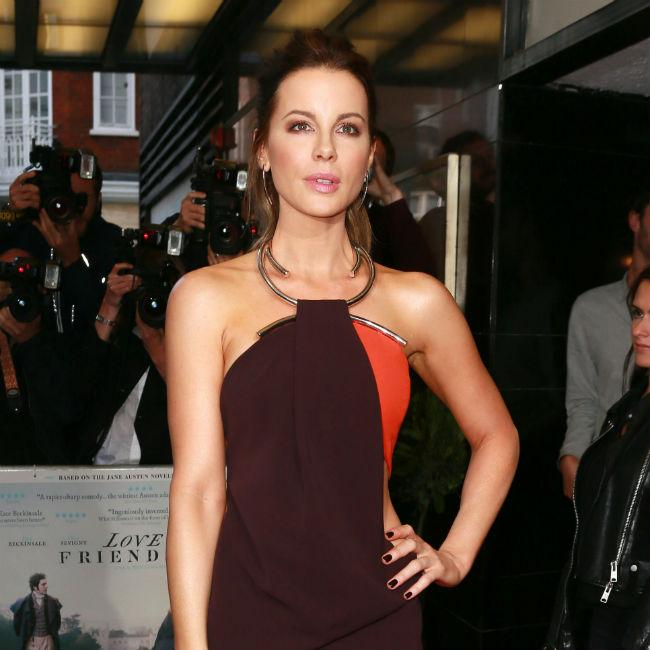 Kate Beckinsale was once Wonder Woman