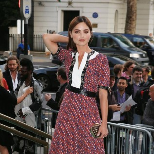 Jenna Coleman rejected Victoria twice before signing up