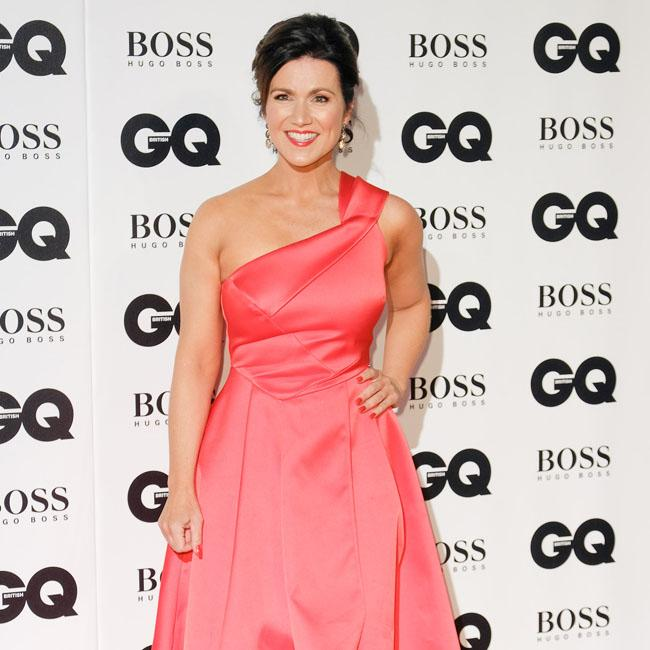 Susanna Reid ditches alcohol for a month
