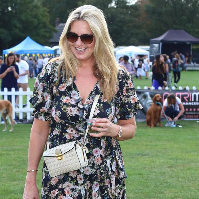 Penny Lancaster becomes police officer for new reality show