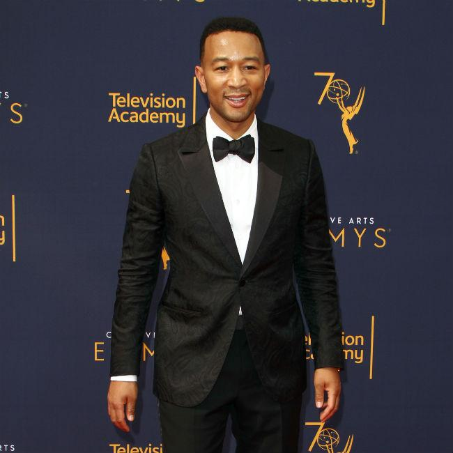 John Legend joining The Voice