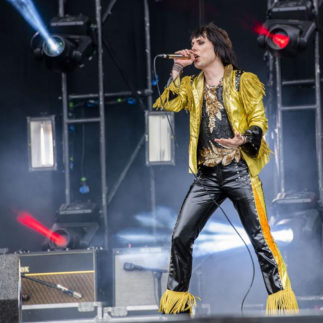 The Struts announced second album