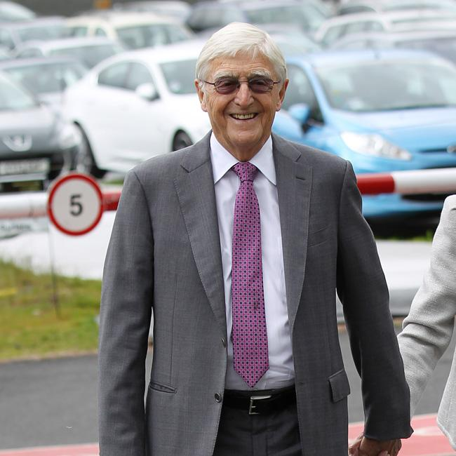 Michael Parkinson says social media has killed art of chat shows