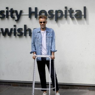 Richard Bacon recalls coma hell as he came 'close to death'