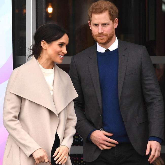 Prince Harry and Meghan to make first trip to Sussex