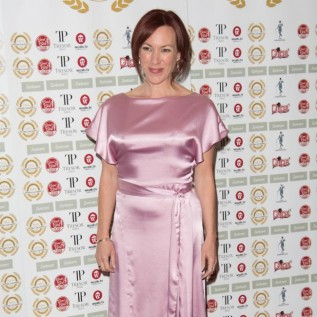 Tanya Franks studied drunk workers to aid acting