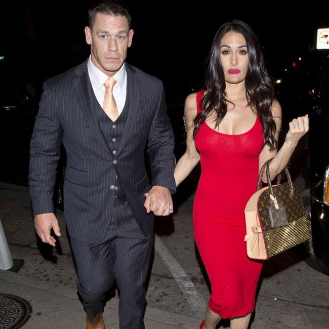Nikki Bella has amazing connection with John Cena