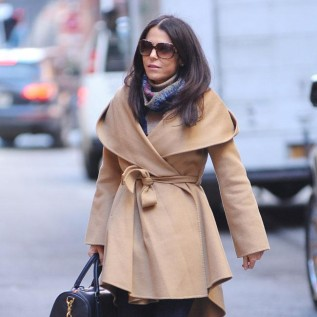 Bethenny Frankel in an 'emotional storm' following death of ex-boyfriend