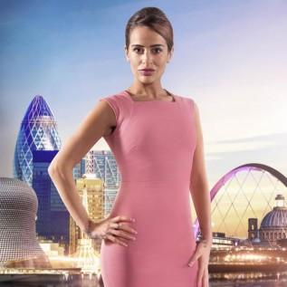 Former glamour model Sarah Byrne will join 'The Apprentice'