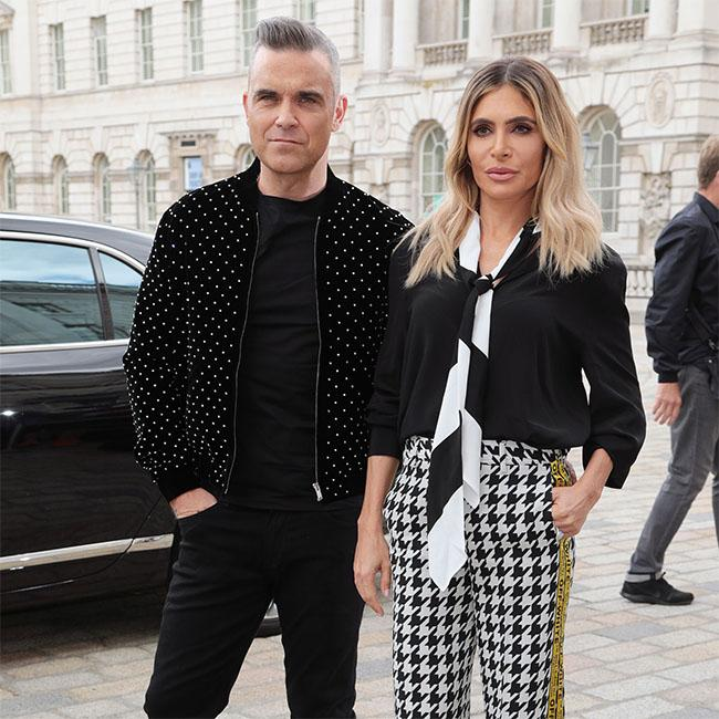 Ayda Field rejected by Robbie Williams – three times