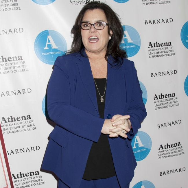 Rosie O'Donnell says she's rebuilding her relationship with her daughter
