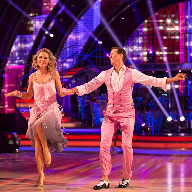 Charlotte Hawkins: Strictly Come Dancing feels 'weird' without Brendan Cole