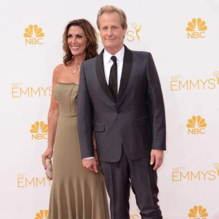Jeff Daniels thanks horse in Emmy speech