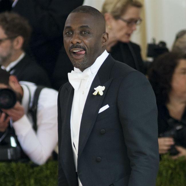 Idris Elba's Luther is Batman