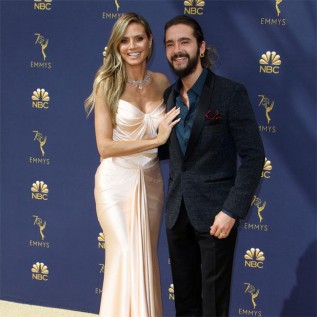 Heidi Klum's kids wanted to go to Emmy Awards with her