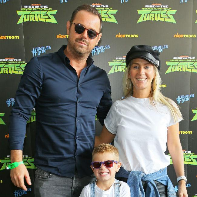 Danny Dyer's family day out