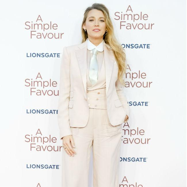 Blake Lively says female voices are 'being heard' in Hollywood