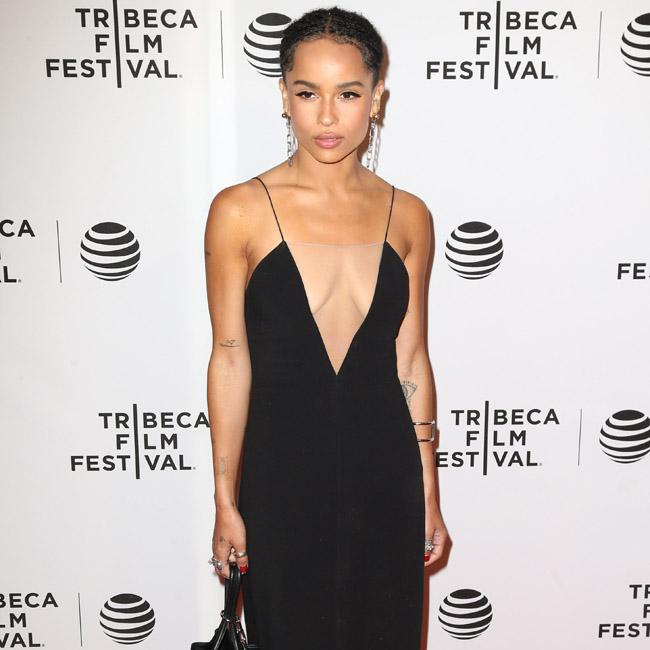Zoë Kravitz wants to shift things in Hollywood