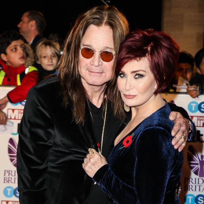 Sharon Osbourne: Sex is bone of contention with Ozzy