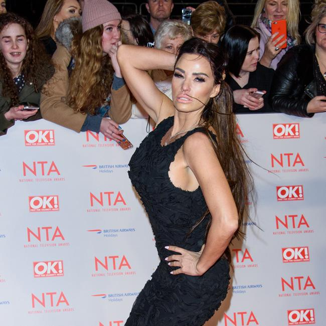 Katie Price's home hit by fire