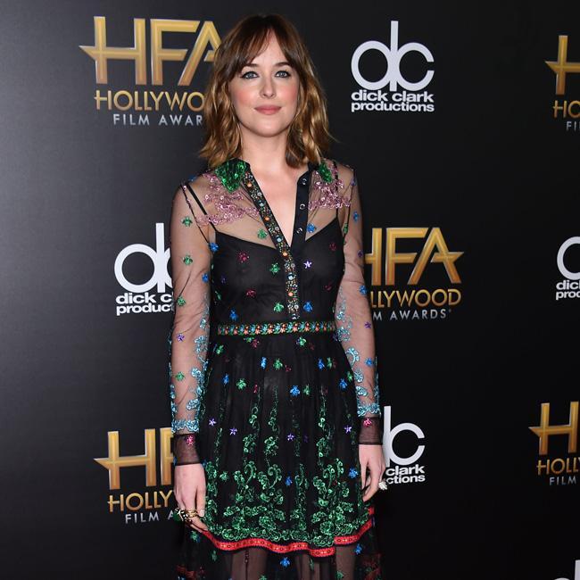 Dakota Johnson 'shocked' by Chris Hemsworth's body