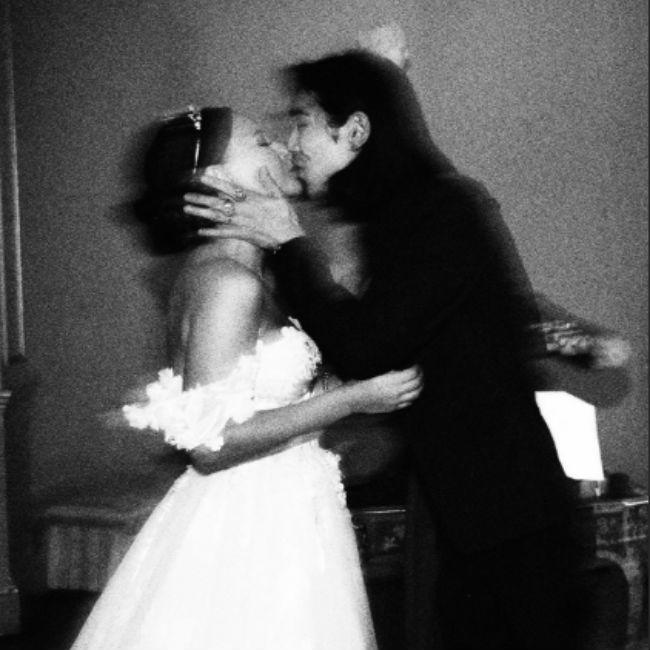 Paul Weller's daughter gets married