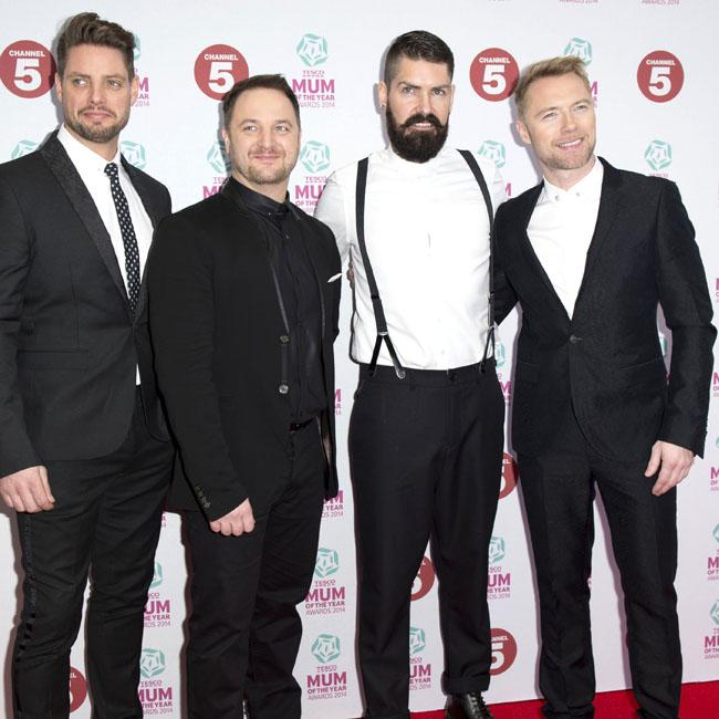 Boyzone would join forces with the Spice Girls