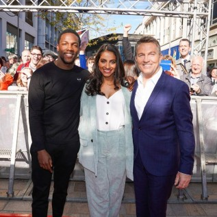 Bradley Walsh says Doctor Who characters appeals to older fans