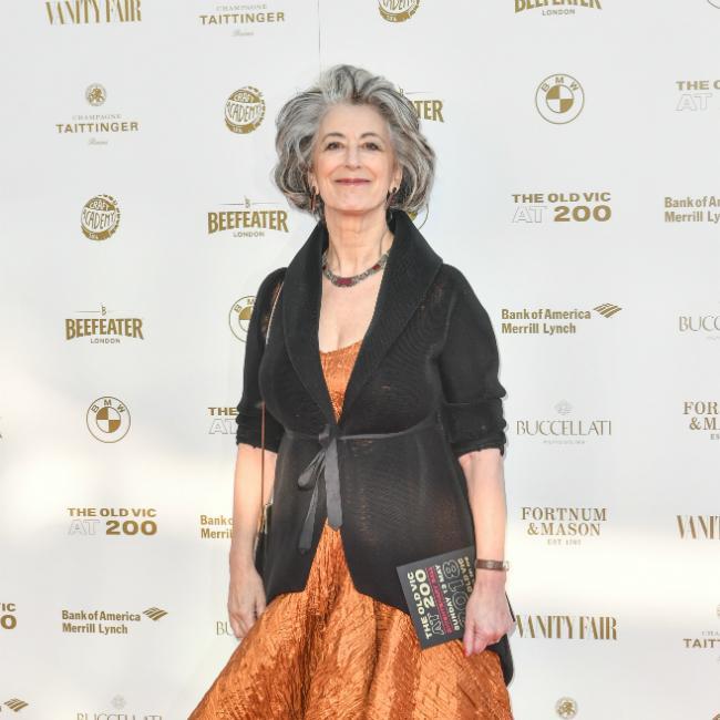 Maureen Lipman's accent returns for Coronation Street filming