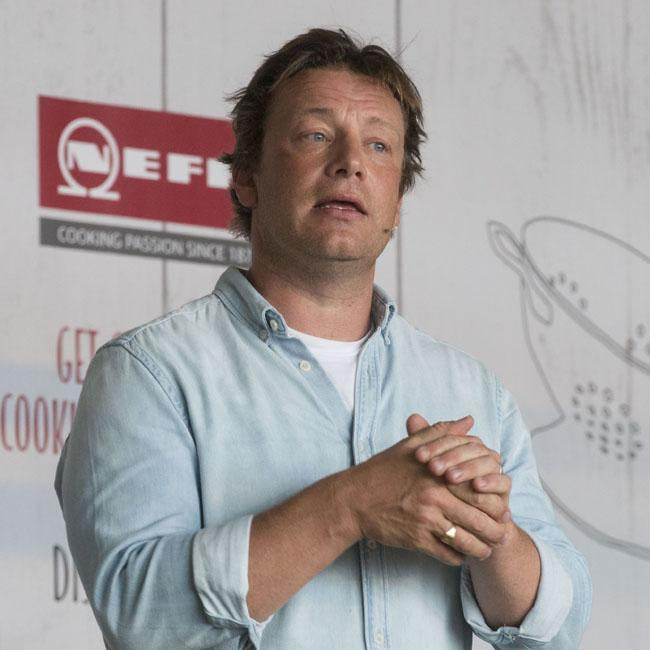 Jamie Oliver plays down bravery
