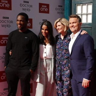 Bradley Walsh keeps Doctor Who secrets from The Chasers