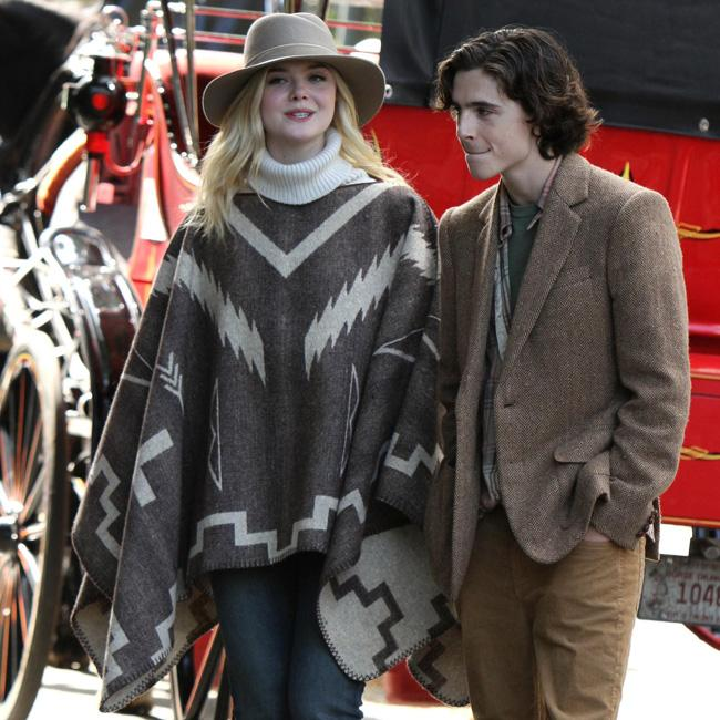 Elle Fanning 'coming to terms' with movie axing