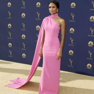 Thandie Newton admits to being ill-prepared for her Emmy success