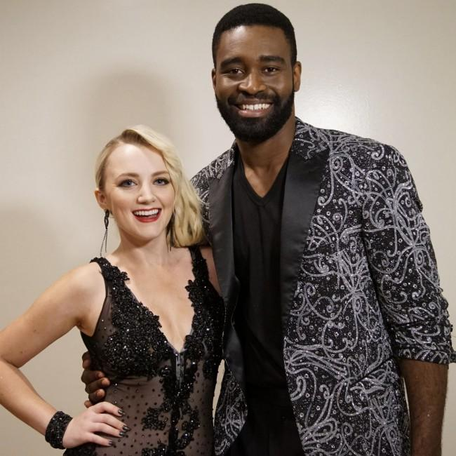 Evanna Lynch among celebs taking on Dancing with the Stars