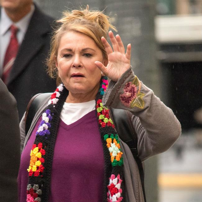 Roseanne Barr plans to leave the US to 'escape negativity'