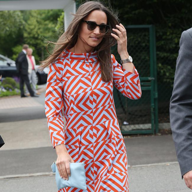 Pippa Middleton doesn't want 'penguin waddle'