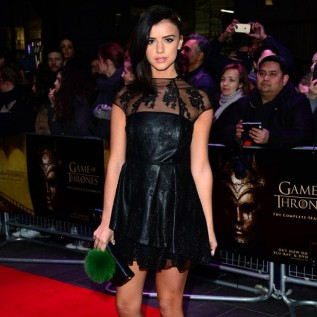 Lucy Mecklenburgh wanted to pull Ryan Thomas out of Celebrity Big Brother house