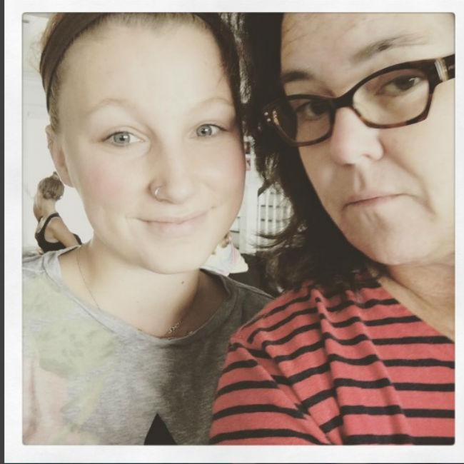 Rosie O'Donnell 'will participate' in welcoming daughter Chelsea's first child